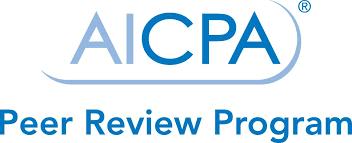 Aicpa Peer REview logo