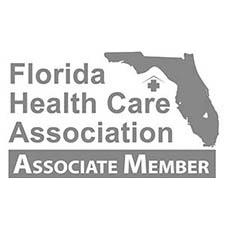 Florida Health Care Association logo